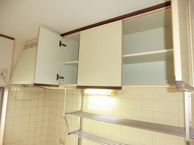 南根ハイツ 2-E号室のキッチン