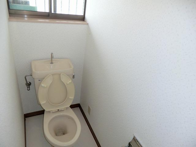 南根ハイツ 2-E号室のトイレ