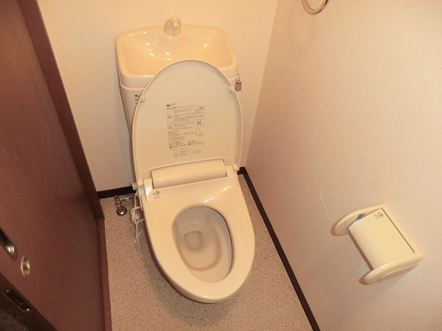 プログレス 205号室のトイレ