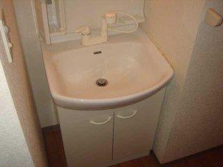 オアシスⅡ 206号室の風呂