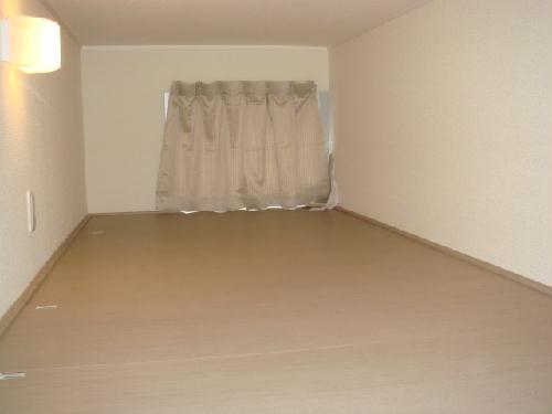 レオパレス明大寺 205号室のベッドルーム
