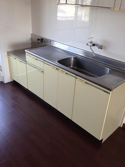 マンションベルツリー 306号室のキッチン