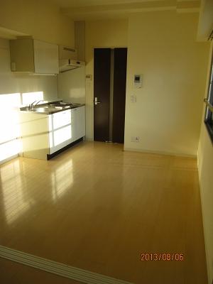 Klingel Baum 405号室の洗面所