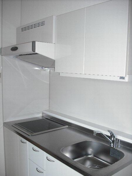 Klingel Baum 405号室のキッチン