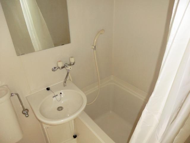 コーポ東海Ⅱ 202号室の風呂