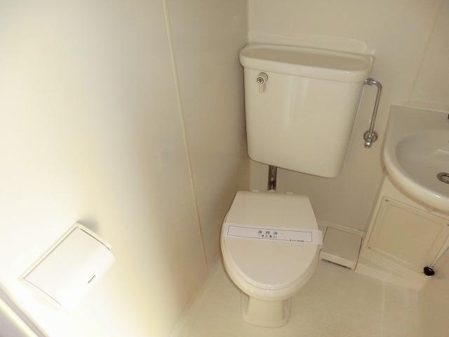 コーポ東海Ⅱ 202号室のトイレ