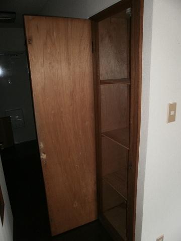 グランドール挙母 2A4号室の洗面所