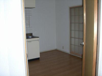 オリオンハイツC 102号室のキッチン