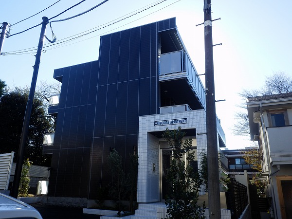 SHIMOKITA APARTMENTの外観