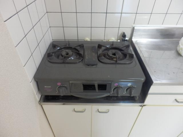 クリエール・サン 202号室のキッチン