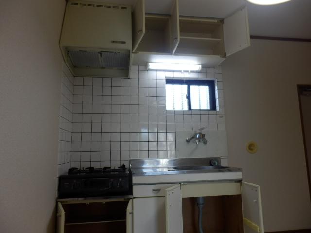 クリエール・サン 202号室の収納