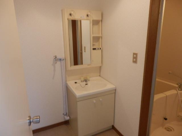 クリエール・サン 202号室の洗面所