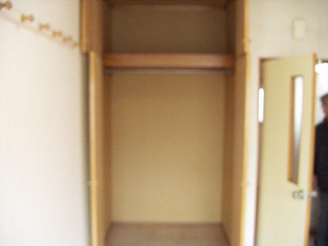 ぷちさがみ 202号室の収納