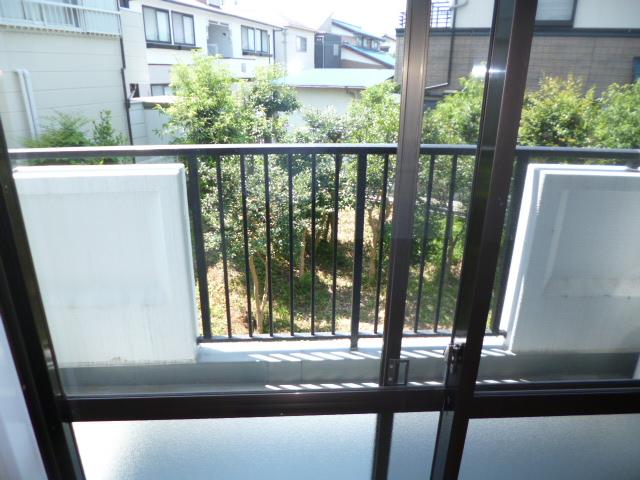 カペナウムハイツ成瀬 201号室の景色