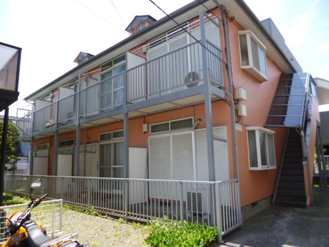 石川ハイツ 203号室の外観
