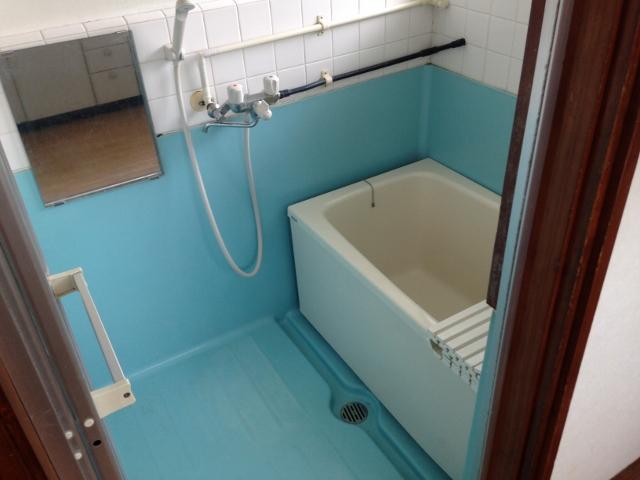 パレスホワイト 201号室の風呂