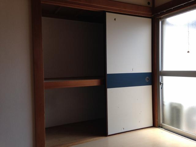 パレスホワイト 202号室の収納