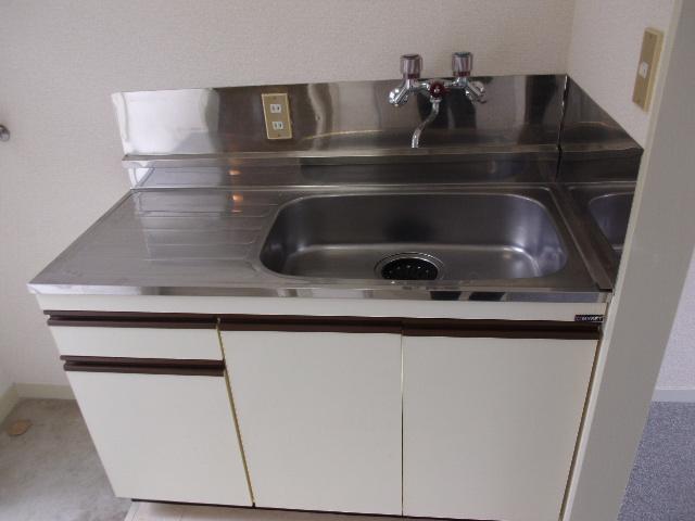 ツインコート 202号室のキッチン