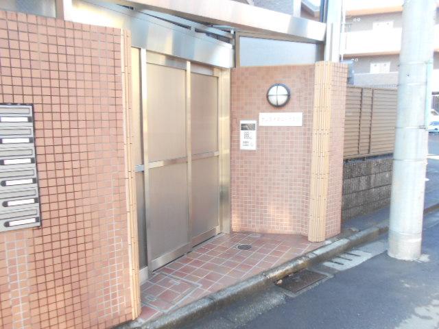 サンライズコーポ町田 105号室のセキュリティ