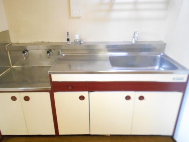 黒滝ハイツ 201号室の風呂