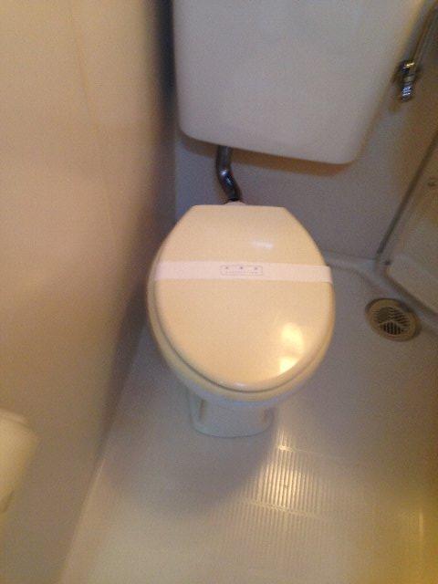 ファイブコーポ中町 105号室のトイレ