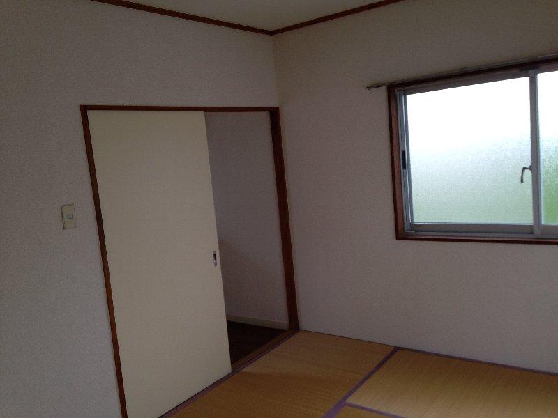 サンクレール華 202号室のベッドルーム