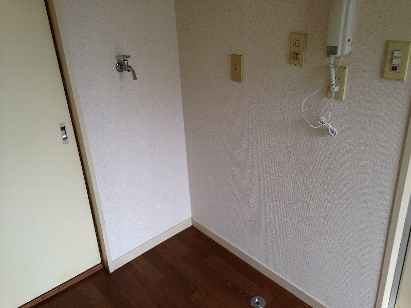 サンクレール華 202号室のセキュリティ