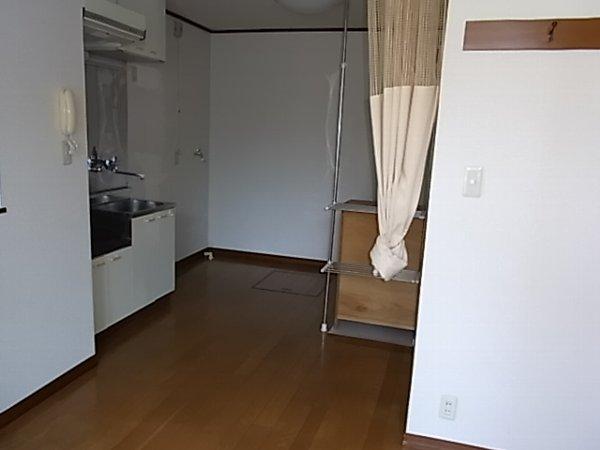 アンボア玉川学園 103号室のリビング