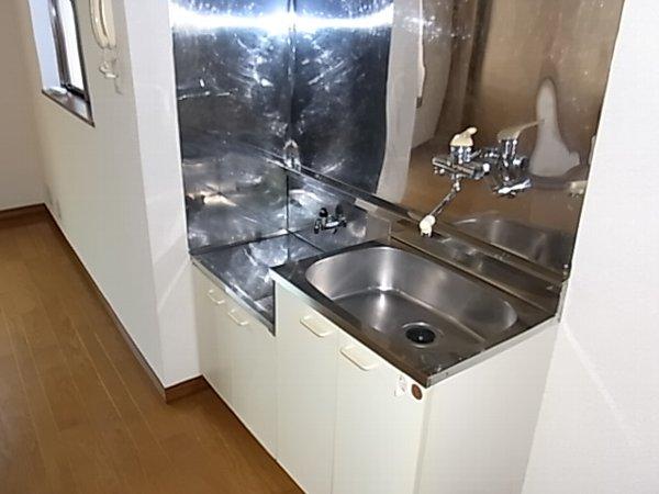 アンボア玉川学園 103号室のキッチン