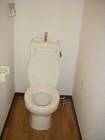 グランドメゾン南成瀬 201号室のトイレ