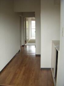 グランドメゾン南成瀬 201号室の玄関