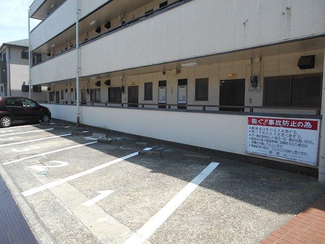 相雄マンション 201号室の駐車場