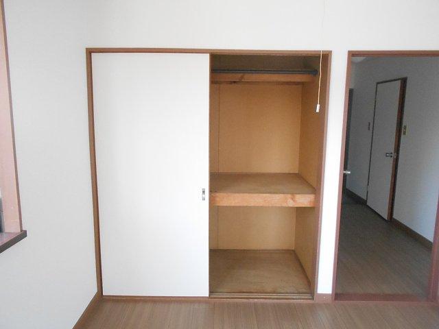 相雄マンション 201号室の収納