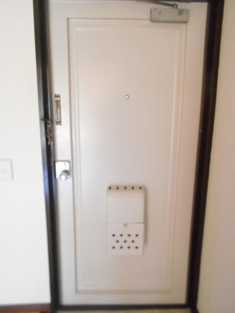 黒滝ハイツ 305号室のセキュリティ