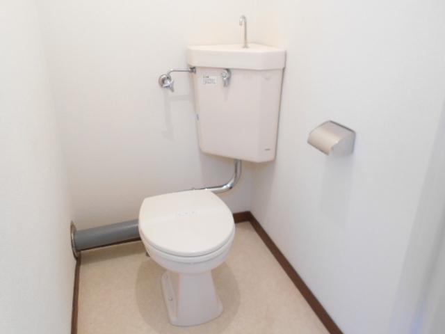 黒滝ハイツ 305号室のトイレ