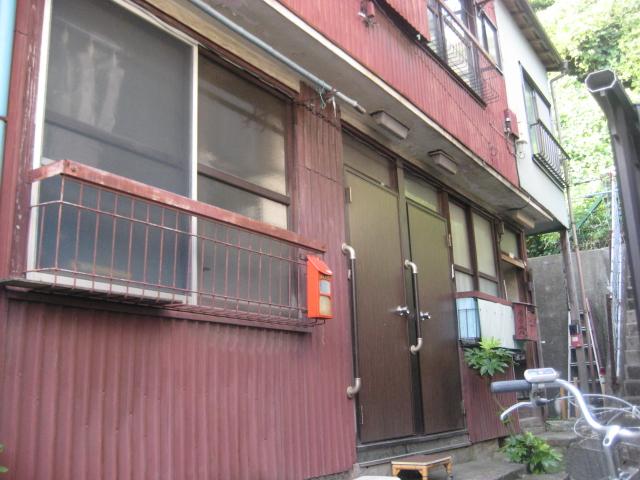 荒井アパート外観写真