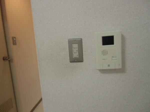 プロバンス 108号室のセキュリティ