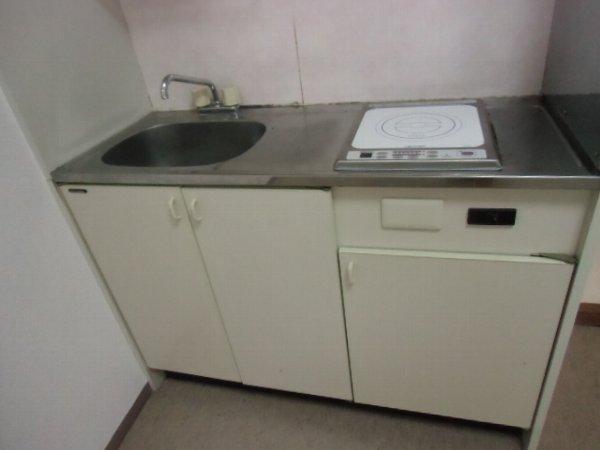 プロバンス 108号室のキッチン
