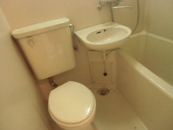 プロバンス 108号室の風呂