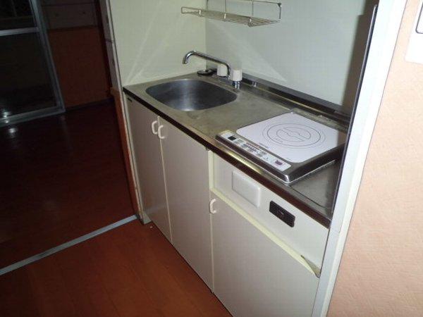 プロバンス 209号室のキッチン