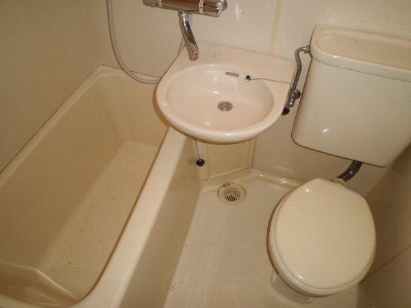 プロバンス 209号室の風呂