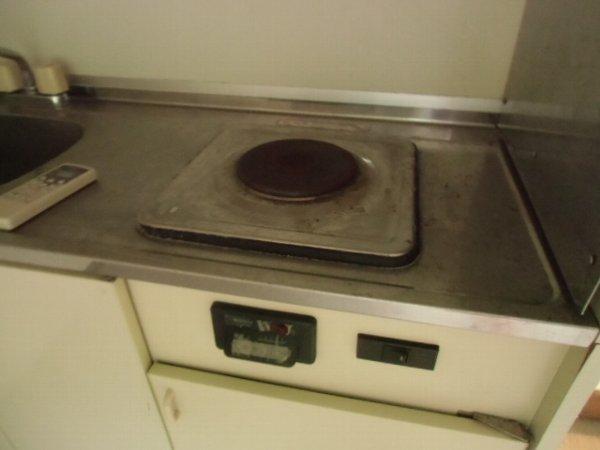 プロバンス 210号室のキッチン