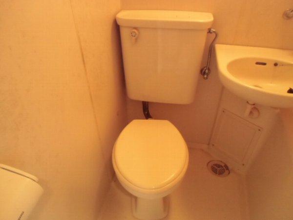 プロバンス 210号室のトイレ