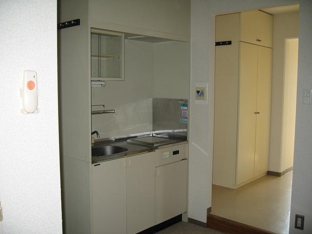 プロバンス 307号室のキッチン