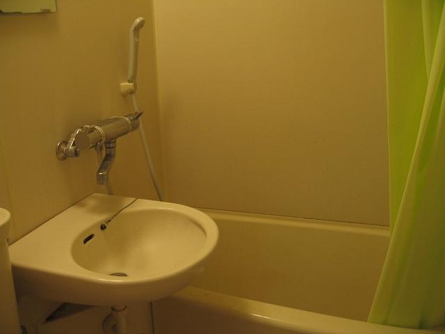 プロバンス 307号室の風呂