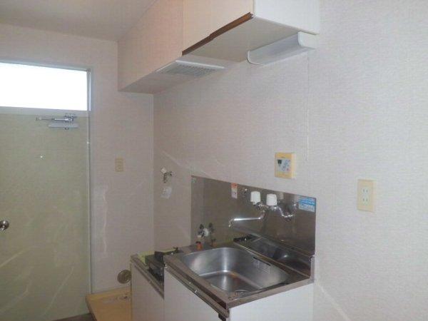 マーガレットハイツ 202号室のキッチン