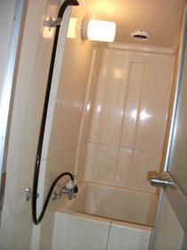 末広荘 105号室の風呂