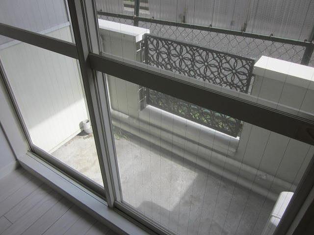 スターホームズ井土ヶ谷Ⅱ 101号室のバルコニー