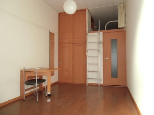 レオパレスあかね台 205号室のトイレ
