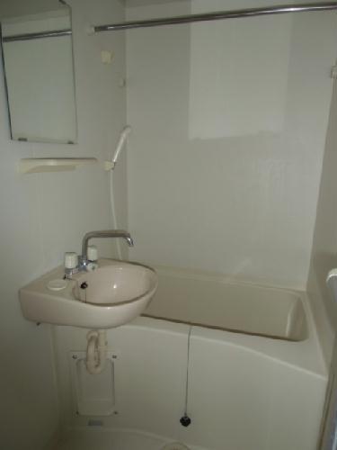 レオパレスあかね台 205号室の風呂